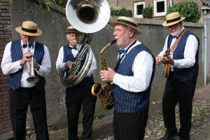 jazz in buren- Muzikale Monumenten