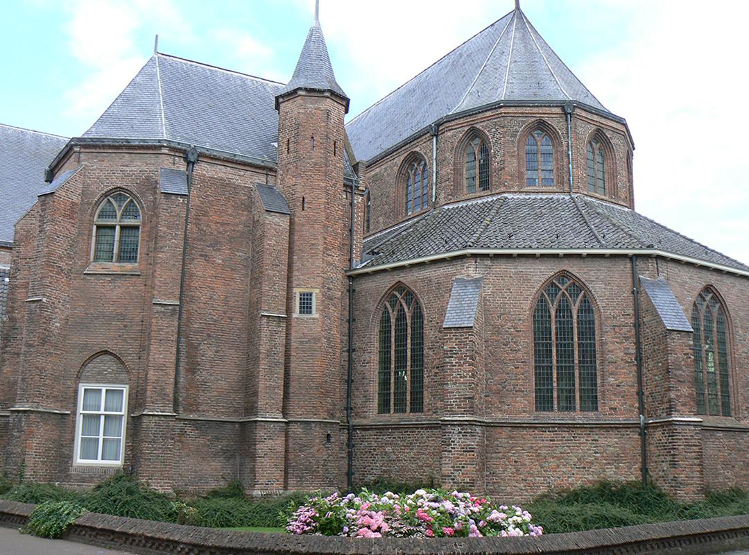 Grote of Barbarakerk Cborg - Muzikale Monumenten