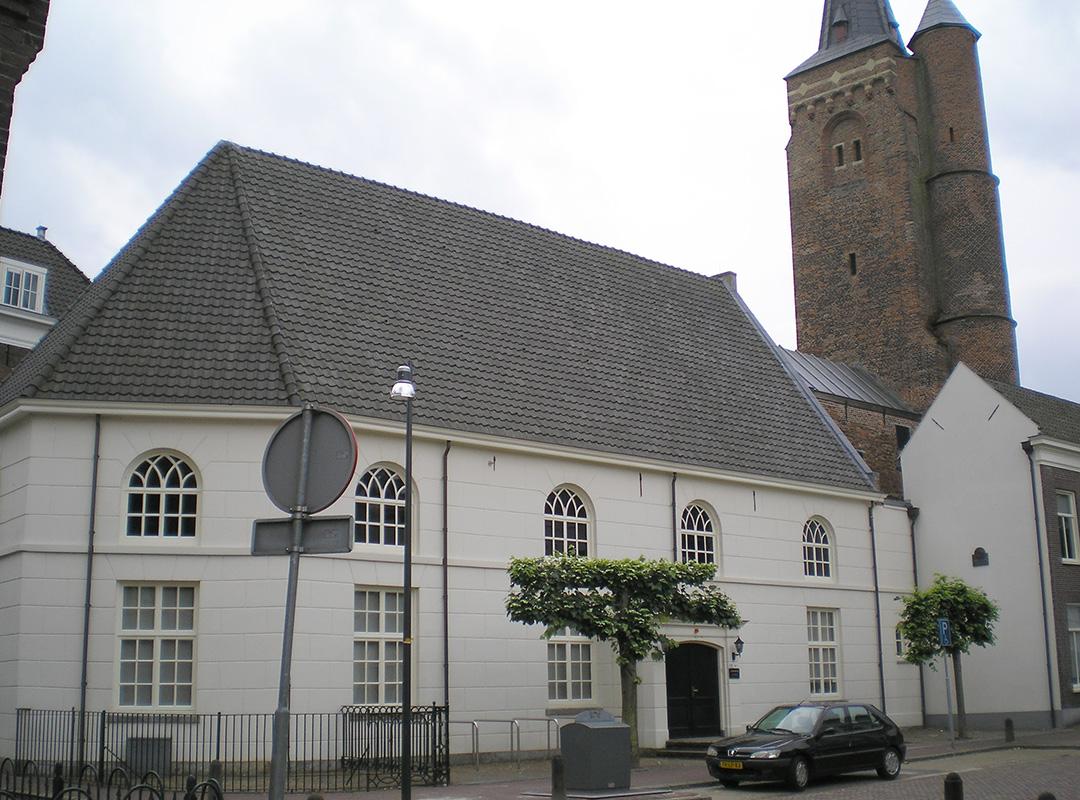 Gasthuiskapel - Muzikale Monumenten