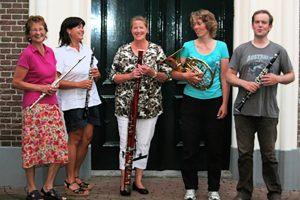 Betuws blaas quintet - Muzikale Monumenten