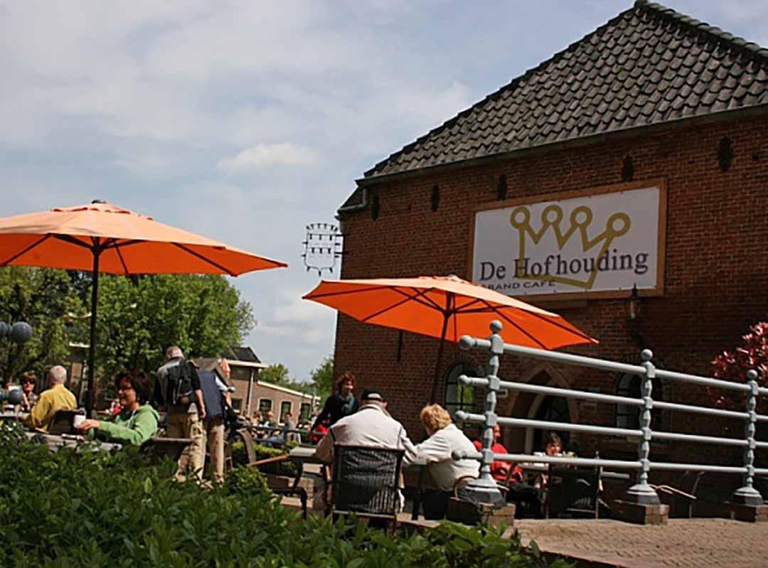 Grand Café De Hofhouding - Muzikale Monumenten